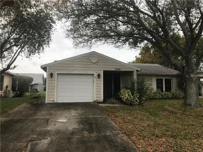 Clearwater Single Family Home For Sale: 3984 Lake Boulevard