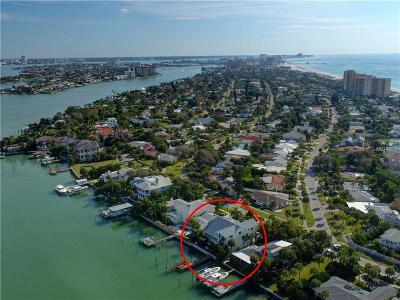 Clearwater Single Family Home For Sale: 1031 Bay Esplanade