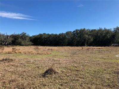 Zephyrhills Residential Lots & Land For Sale: 39730 Alston Avenue