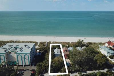 Saint Pete Beach, St Pete Beach, St Petersburg Beach, Treasure Island Single Family Home For Sale: 12418 1st Street W