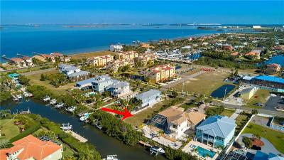 Apollo Beach Residential Lots & Land For Sale: 1320 Apollo Beach Boulevard S