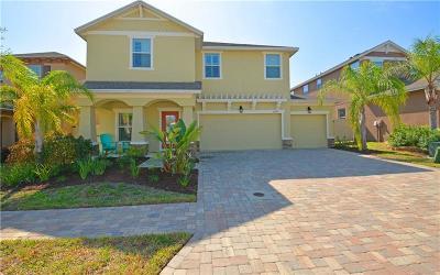 Seminole Single Family Home For Sale: 10596 Lake Seminole Ter