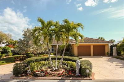 St Pete Beach Single Family Home For Sale: 323 Belle Point Drive