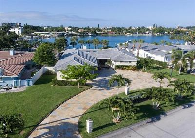 Treasure Island Single Family Home For Sale: 67 Dolphin Drive