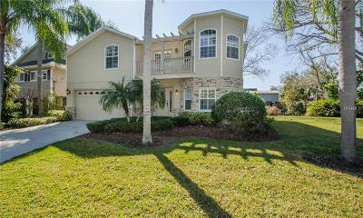 Palm Harbor Single Family Home For Sale: 98 S Canal Drive