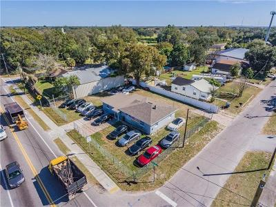 Tampa Commercial For Sale: 4101 E Dr Martin Luther King Jr Boulevard