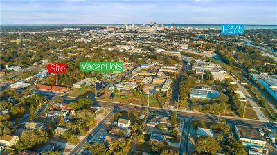 St Petersburg, Clearwater Commercial For Sale: 558 28th Street S