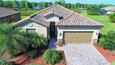 Bradenton Single Family Home For Sale: 167 Wandering Wetlands Circle