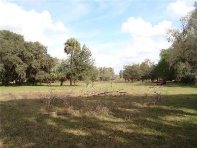 Webster Residential Lots & Land For Sale: 13138 Cr 755
