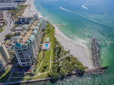 St Pete Beach Condo For Sale: 7100 Sunset Way #809