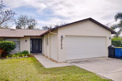 Clearwater Single Family Home For Sale: 2173 Bell Cheer Drive