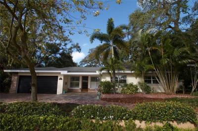 Belleair Single Family Home For Sale: 1578 Druid Road S
