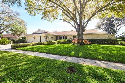 Clearwater Single Family Home For Sale: 3163 Hyde Park Drive