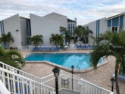 Madeira Beach, Madiera Beach Townhouse For Sale: 253 Rex Place #E