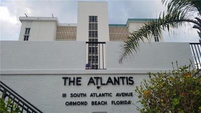 Ormond Beach Condo For Sale: 111 S Atlantic Avenue #205