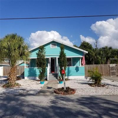Tarpon Springs Single Family Home For Sale: 522 N Grosse Avenue
