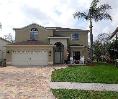 Pinellas County Single Family Home For Sale: 1608 Shady Oaks Drive
