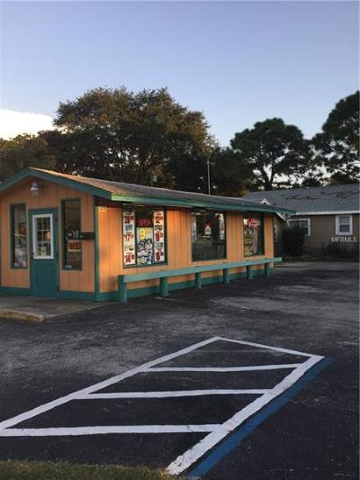 Pinellas County Commercial For Sale: 1370 Clearwater Largo Rd N