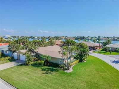 St Pete Beach Single Family Home For Sale: 5815 Bali Way S