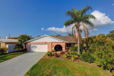 Belleair Beach Single Family Home For Sale: 115 12th Street