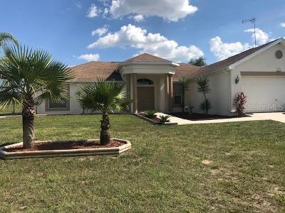 Weeki Wachee Single Family Home For Sale: 13140 Maycrest Avenue