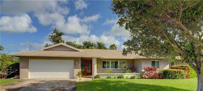 Belleair Beach Single Family Home For Sale: 117 14th Street