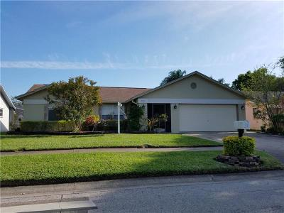 Largo Single Family Home For Sale: 8140 Somerset Drive