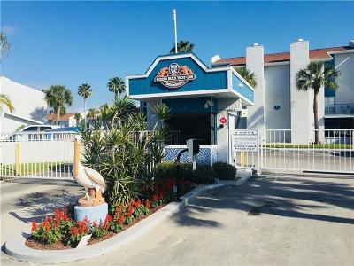 Madeira Beach, Madiera Beach Townhouse For Sale: 337 Rex Place #E