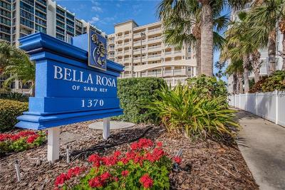Clearwater, Clearwater Beach Condo For Sale: 1370 Gulf Boulevard #401