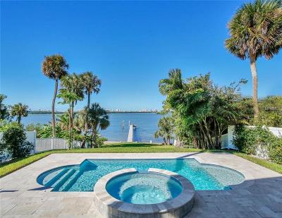 Clearwater, Clearwater Beach Single Family Home For Sale: 608 N Osceola Avenue