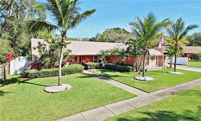 Largo Single Family Home For Sale: 10377 Barry Drive