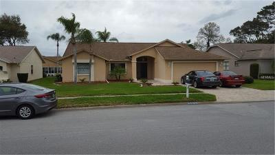 Hernando County, Hillsborough County, Pasco County, Pinellas County Single Family Home For Sale: 8509 Pavilion Drive