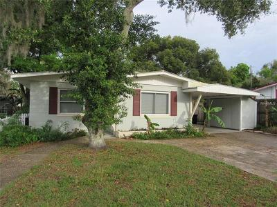 New Port Richey Single Family Home For Sale: 6140 Jefferson Street