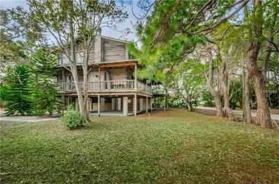 Palm Harbor Single Family Home For Sale: 345 Shore Drive