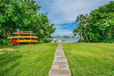 N. Redington, North Redington Beach Single Family Home For Sale: 230 Bath Club Boulevard S