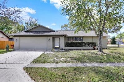 Palm Harbor Single Family Home For Sale: 3116 Oak View Drive