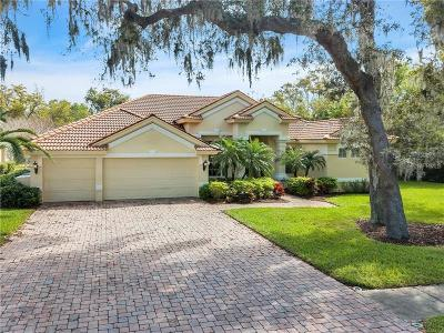 Clearwater, Clearwater Beach Single Family Home For Sale: 1595 Preserve Way
