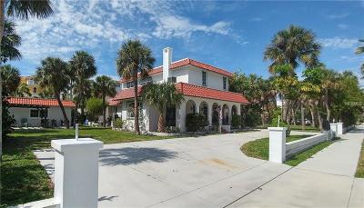 St Pete Beach Single Family Home For Sale: 2812 Pass A Grille Way
