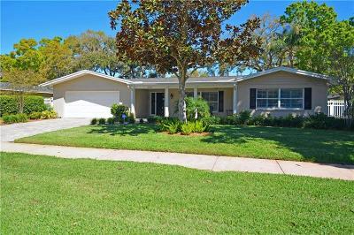 Belleair, Belleair Beach Single Family Home For Sale: 220 Sarasota Road