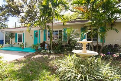 St Petersburg Single Family Home For Sale: 820 41st Avenue N
