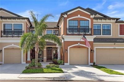 Tampa Townhouse For Sale: 11458 Crowned Sparrow Lane