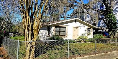 Tarpon Springs Single Family Home For Sale: 1988 Carolina Avenue