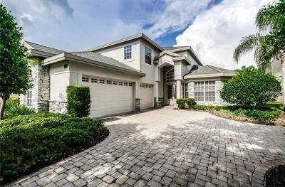 Safety Harbor Single Family Home For Sale: 2218 Cypress Hollow Court