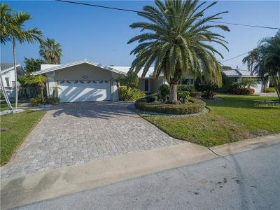 Belleair Beach Single Family Home For Sale: 213 Howard Drive #A