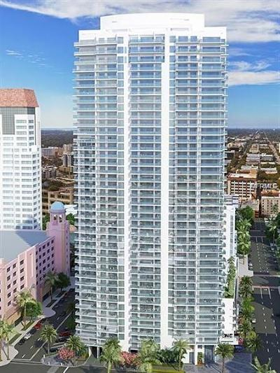 St Petersburg Condo For Sale: 100 1st Ave N #2903
