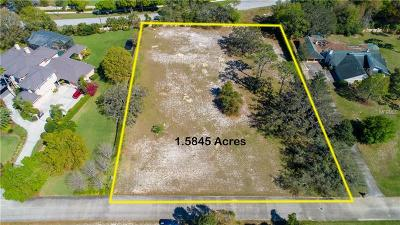 Tarpon Springs Residential Lots & Land For Sale: Rue Des Chateaux