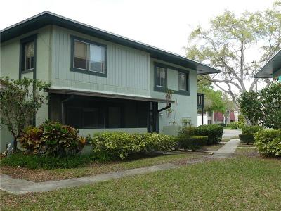 Clearwater, Clearwater Beach Condo For Sale: 2900 Lichen Lane #B