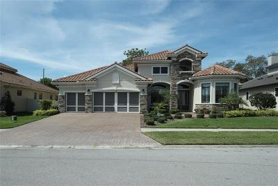 Clearwater, Clearwater Beach Single Family Home For Sale: 2142 Scarlet Oaks Street