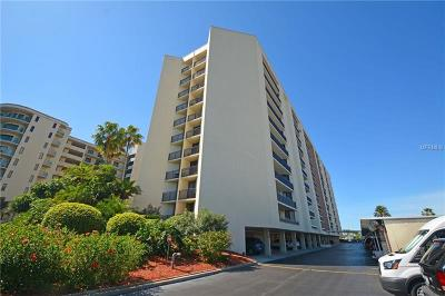 Clearwater, Clearwater Beach Condo For Sale: 690 Island Way #311