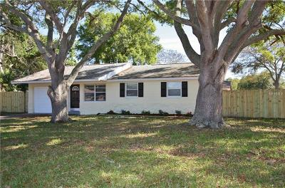 Seminole Single Family Home For Sale: 8884 Rose Terrace